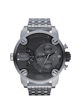 diesel-baby-daddy-mens-silver-bracelet-watch
