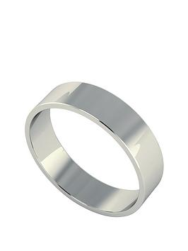love-gold-9-carat-white-gold-flat-wedding-band-5-mm