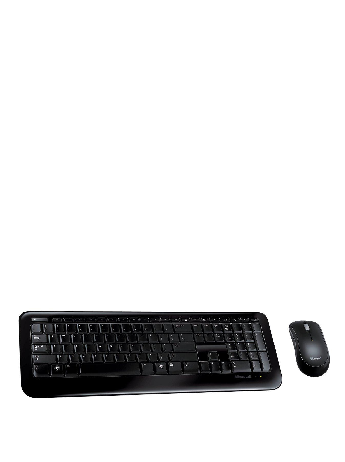 Desktop 800 Wireless Keyboard and Mouse Set