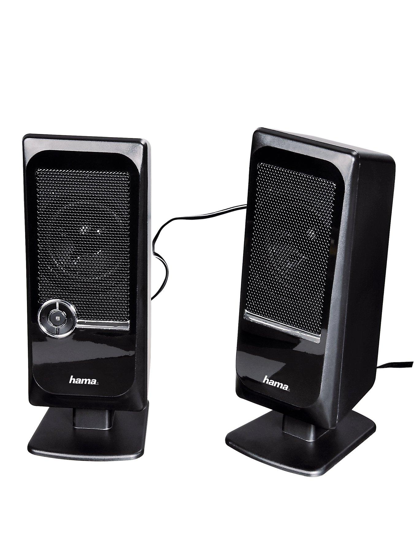 Hama Sonic Mobil 140 Portable PC Speaker