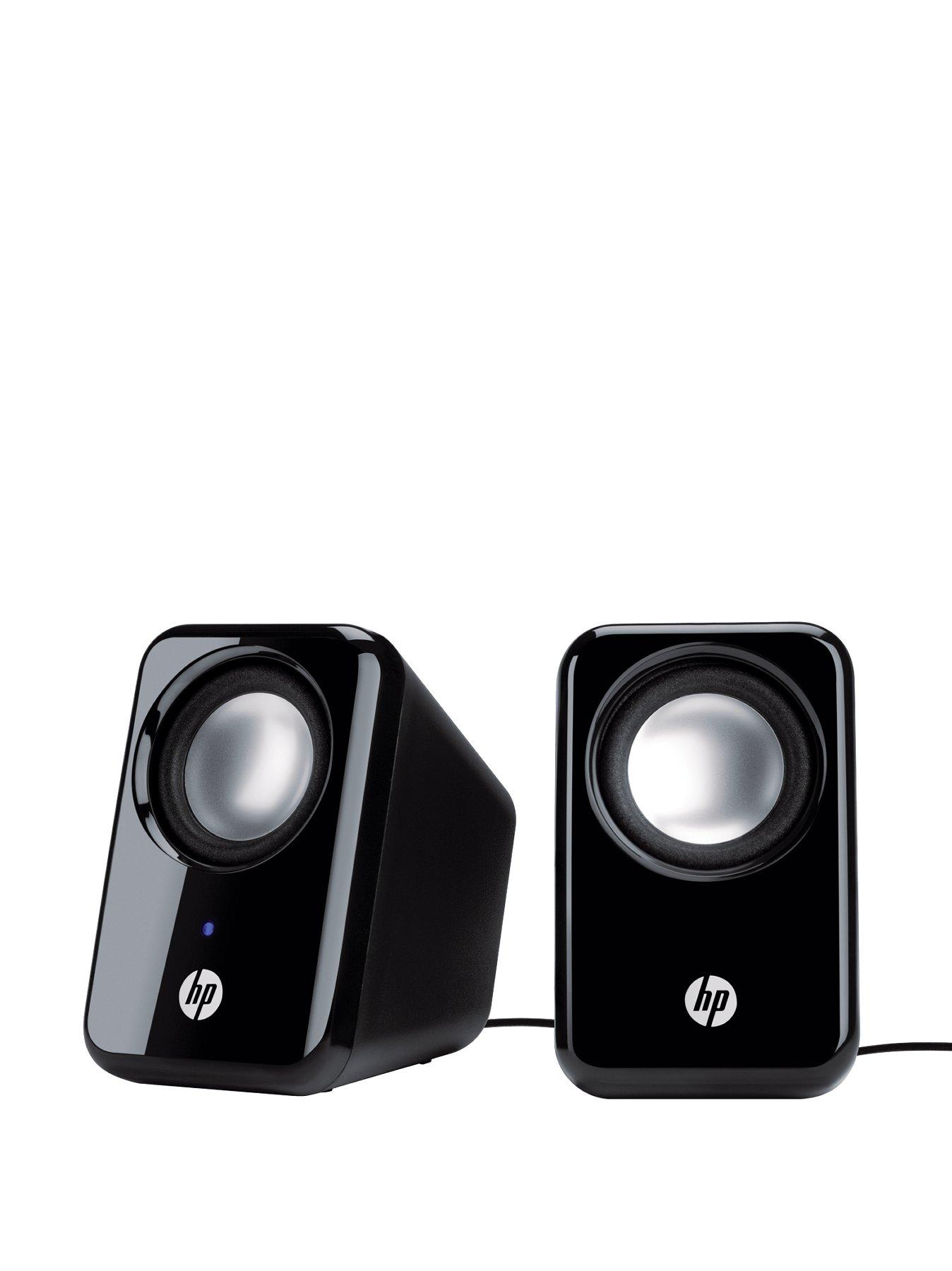 Multimedia Speakers 2.0 - Black