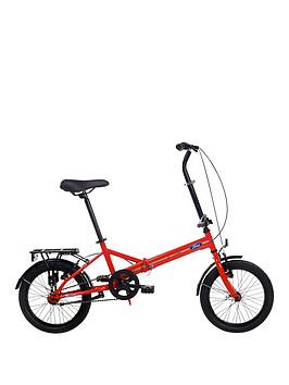 Ford BMax Unisex Folding Bike 11 Inch Frame