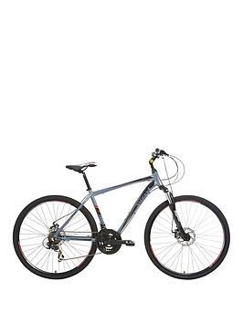 mizani-zone-dd-alloy-mens-hybrid-bike-21-inch-framebr-br