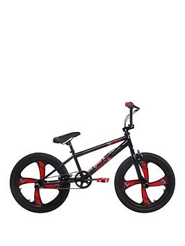 Rad Outcast Mag Wheel Boys Bmx Bike 10 Inch Frame