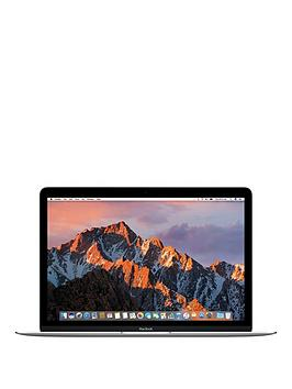 apple-macbook-12quot-intelreg-coretrade-m5-8gb-ram-512gb-flash-storage-with-optional-ms-office-365-home-silver