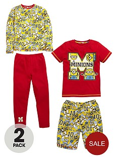 minions-boys-pyjamas-set-4-piece