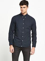 Denim & Supply AOP l/s shirt