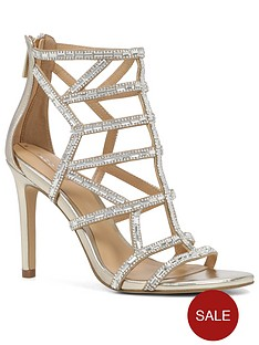 aldo-nortanbspcaged-metallic-sandal