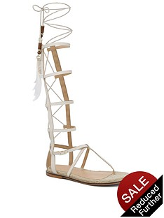aldo-capro-feather-gladiator-sandalnbsp
