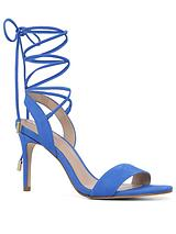 Marilyn Barely There Ghillie Sandal