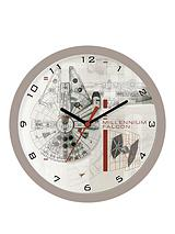 Star Wars Millenium Falcon Wall Clock