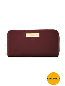 carvela-alis-zip-around-purse-wine