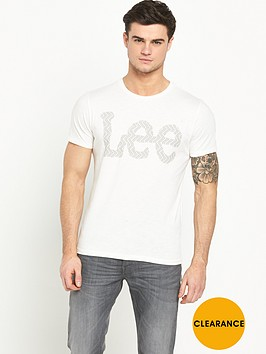 lee-logo-t-shirt