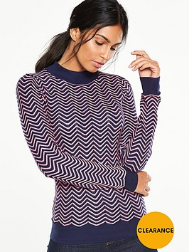 v-by-very-chevron-stripe-jumpernbsp