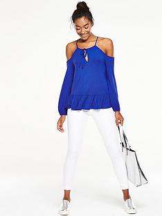 v-by-very-cold-shoulder-frill-hem-topnbsp