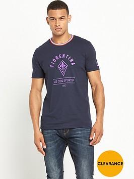le-coq-sportif-logo-t-shirt
