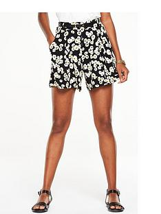 v-by-very-belted-jersey-short