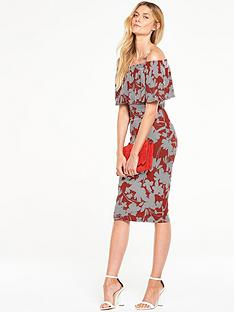 v-by-very-off-the-shoulder-midi-jersey-dressnbsp