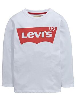 levis-boys-long-sleeve-logo-front-top