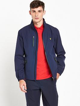 Lyle & Scott Lyle &Amp Scott Golf Ettrick Shell Waterproof Jacket