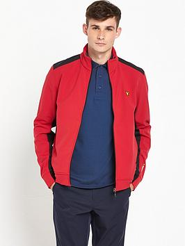 Lyle & Scott Lyle &Amp Scott Golf Leithen Zip Through Padded Midlayer
