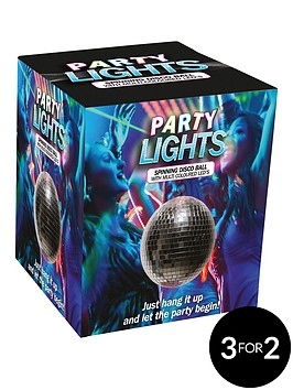 hanging-disco-ball-with-led-lights