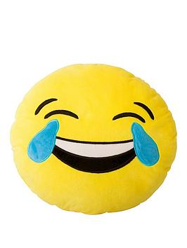 emojicon-embroidered-cushion-laughingcry