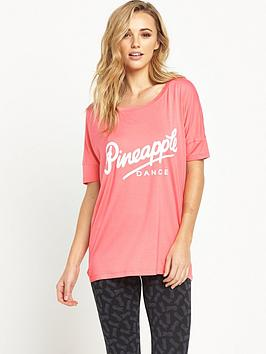 pineapple-slogan-oversized-teenbsp