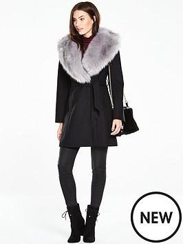 v-by-very-faux-fur-shawl-collar-wrap-coat