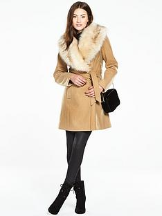 v-by-very-faux-fur-shawl-collar-wrap-coat