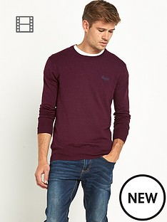 superdry-mens-orangel-label-crew-jumper