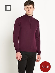 john-smedley-mens-merino-wool-slim-fit-zip-neck