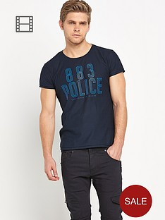 883-police-selby-mens-logo-t-shirt