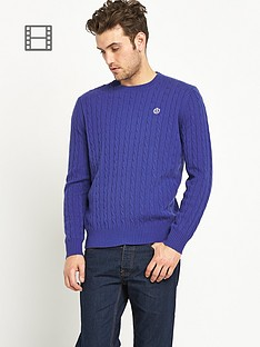 henri-lloyd-hawley-mens-cable-knit-jumper