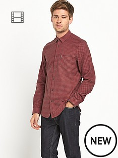 ben-sherman-long-sleeve-check-shirt