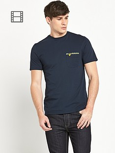 lyle-scott-fairisle-t-shirt