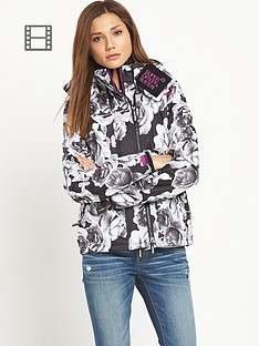 superdry-black-flower-edition-windcheater