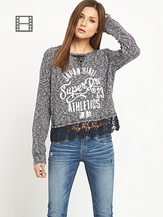 superdry-lace-hem-crew-top