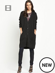g-star-raw-longline-knit-cardigan