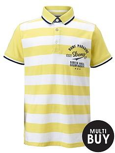 demo-boys-bright-stripe-slogan-polo-shirt