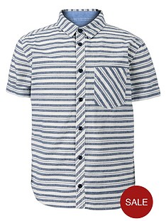 demo-boys-short-sleeve-stripe-shirt
