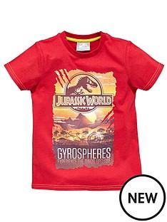 jurassic-world-jurassic-world-t-shirt