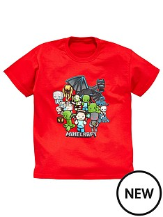 character-minecraft-tee