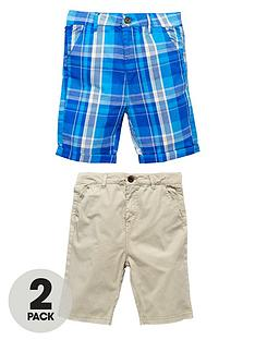 demo-boys-check-stone-shorts-2-pack