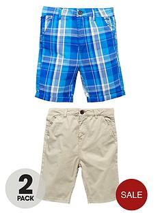 demo-boys-check-stone-shorts-2-pack
