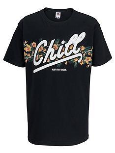 demo-boys-chill-slogan-t-shirt