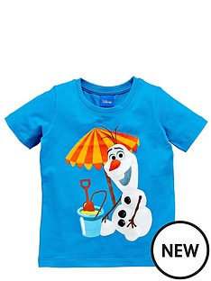 character-olaf-t-shirt