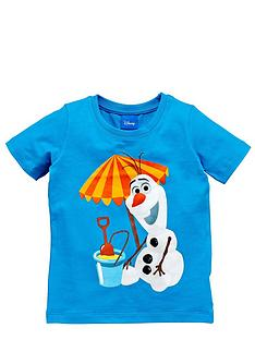 disney-frozen-boys-olaf-beach-t-shirt