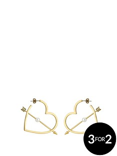 juicy-couture-pave-and-pearl-hoop-earrings-gold