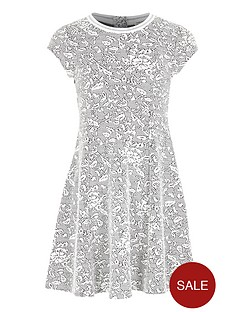 river-island-girls-sporty-jacquard-tipped-party-dress